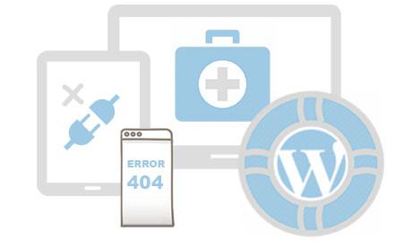 รับแก้ปัญหา WordPress